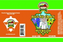 Bees Be Crazy -