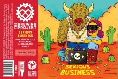 The Brewing Projekt - Serious Business