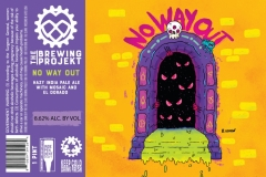 The Brewing Projekt - No Way Out