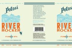 Potosi Brewing Co - River Rocker