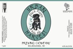 Black Puppy Pale Ale -