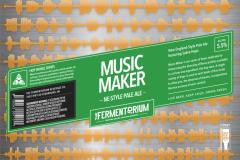 The Fermentorium - Music Maker