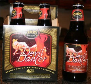 Founders Brewing Company Devil Dancer - 12% ABV and 112 IBUs