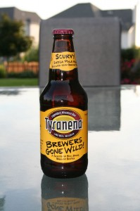 My loan pick up this Wednesday: Tyranena Brewing Company Scurvy