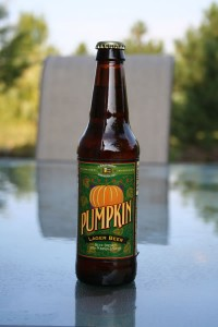Pumpkin Lager by Lakefront Brewing Company