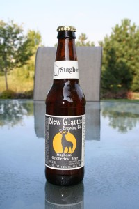 new glarus brewing company staghorn octoberfest