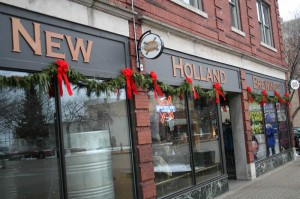 new holland brewery brew pub and eatery