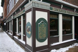 olde peninsula brewpub and restaurant