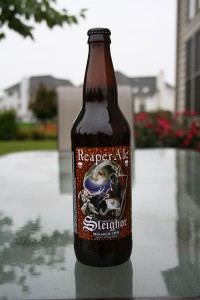 reaperale brewing sleighor double ipa
