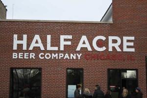 half acre brewing company