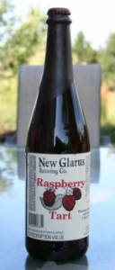 new glarus brewing company raspberry tart