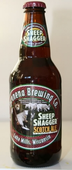 tyranena brewing company sheep shagger scotch ale