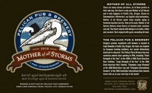 pelican pub and brewery perfect storm