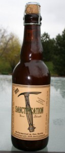 russian river brewing company sanctification