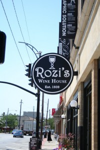 rozi's wine house