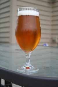 brettanomyces backspin belgian pale ale