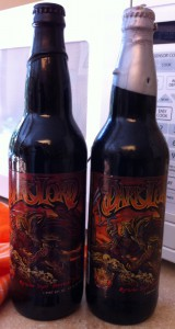 2007 and 2008 three floyds dark lord