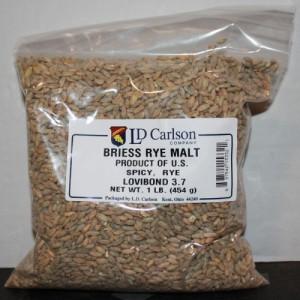 1# rye malt