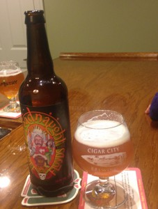 Three Floyds Brewing Dreadnaught.